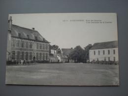 AUDENAERDE - KOER DER KAZERNE - MILITARIA - ED. SAIA N° 102 16 - Oudenaarde