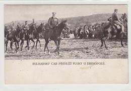 EDIRNE /Drinopol/  ------  Battle Of Edirne , Bulgarian Tsar  , Royal Family ,  Feldpost - Turquia