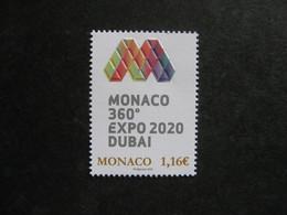 Monaco:  TB N° 3224, Neuf XX . - Nuovi