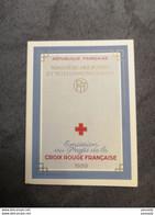 ⭐ Carnet CROIX-ROUGE 1959, Timbres NEUFS** - Excellent État Sans Charnières Michel De L'épée Valentin Haüy ⭐ - Red Cross