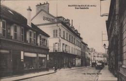 Mantes  La Jolie  Rue Gambetta Quincaillerie Droguerie - Mantes La Jolie