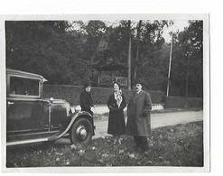 Fontainebleau - Ballade 1934 - Luoghi