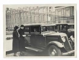 Fontainebleau - Ballade 1934 - Vieille Voiture - Luoghi