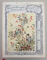 Grand Calendrier 1898 Compagnie Coloniale - 4ème Trimestre - Maison Camelin Nogent Sur Marne - Big : ...-1900