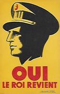 OUI LE ROI REVIENT Question Royale Auteur Responsable Meeus AUDERGHEM Roi Léopold III - Other