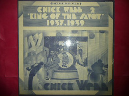 LP33 N°7923 - CHICK WEBB - 510.020 - DISQUE EPAIS - MADE IN FRANCE ***** - Jazz