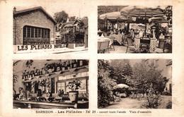 N°79461 -cpa Barbizon -les Pléïades- Vue D'ensemble- - Hotels & Gaststätten