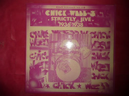 LP33 N°7924 - CHICK WEBB - 510.068 - DISQUE EPAIS - MADE IN FRANCE ***** - Jazz