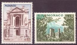 Monaco  1960 -   Buildings - MNH - - Nuevos