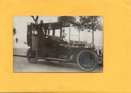 H1103 - PHOTO CARTE - F. PELANDA - NICE - Passenger Cars