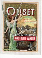 Biscuit  Olibet Bordeaux - Non Classificati
