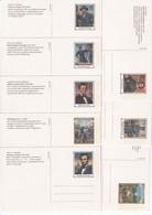 USA - 1994 - ENTIER POSTAL - 8 CARTES ILLUSTREES GUERRE DE SECESSION NEUVES - 1981-00