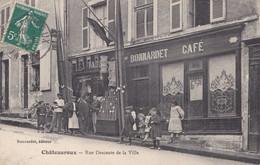 Chateauroux Rue Descente De La Ville - Chateauroux
