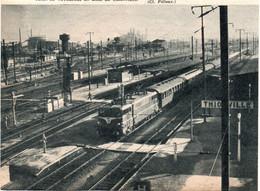 Train De Voyageurs En Gare De Thionville - Unclassified