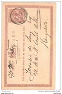 Jamaica Stationary Kingston 1894 - Jamaica (...-1961)