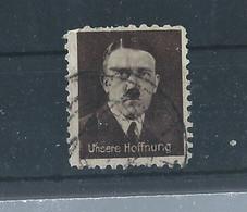 Dt.Reich - Cinderella Stamp - Vignette - Erinnofilie