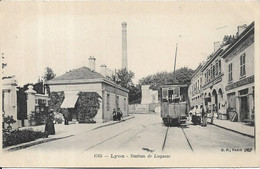 LYON Station De Loyasse.Tramway - Andere