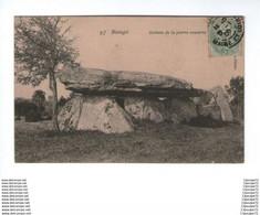 C.P.A   BAUGE  --- DOLMEN  DE LA PIERRE COUVERTE - Sonstige Gemeinden