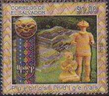 EL SALVADOR, 2019, MNH, UPAEP, ARCHAEOLOGY, RUINS, INDIGENOUS POPULATIONS, 1v - Archeologia