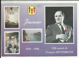 JARNAC , Ville Natale De François MITTERRAND , 1916 - 1996 - Jarnac