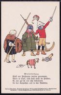 Offizielle Karte Für Rotes Kreuz, Nr. 74 - 13, E. Kutzer - Rotes Kreuz