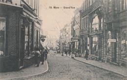 MONS, Grand ' Rue ( 1915 ) - Mons
