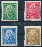 ** 1932 Nagy Madonna Sor (80.000) (2P Ránc / Crease) - Non Classificati