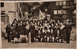 Val D'Illiez- Société Des Vieux Costumes - VS Valais