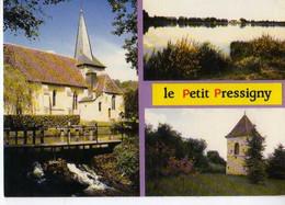 37 LE PETIT PRESSIGNY Eglise St Pierre Et St Paul 12°s La Tourrette L'Etang De Chaiseau - Other Municipalities