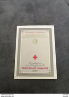 ⭐ Carnet CROIX-ROUGE 1957, Timbres NEUFS** - Excellent État Gomme D'Origine Sans Charnières Le Nain Watteau Louvre ⭐ - Rode Kruis