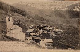Chandolin - Le Village 1904 - VS Valais