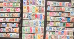 Colonies Françaises - Lot De 200 Neufs SANS Gomme - Lot Of 200 Mint NO Gum Mostly Different - Verzamelingen