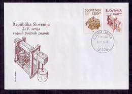 Eslovenia FDC 1994 - Slovenië