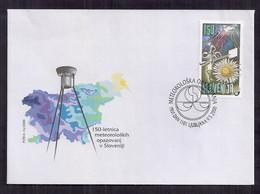 Eslovenia FDC 2000 - Eslovenia