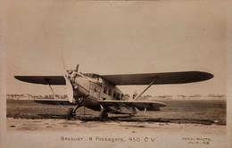 Breguet  8 Passagers 450 CV - Non Classificati