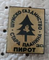 Christmas Tree  Pirot Serbia Ex Yugoslavia Pin - Natale