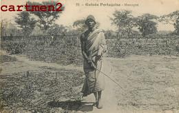 GUINEE PORTUGAISE MANCAGNE ETHNOLOGIE ETHNIC AFRIQUE - Guinea-Bissau