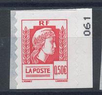 Autoadhésif  43** Marianne D'Alger - Adhesive Stamps