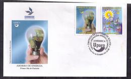 Bolivia FDC économie D'énergie 2006 - Bolivia