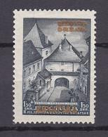 Kroatien - Deutsche Besetzung - 1941 - Michel Nr. 39 A - Postfrisch - 30 Euro - Bezetting 1938-45