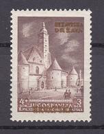 Kroatien - Deutsche Besetzung - 1941 - Michel Nr. 40 A - Postfrisch - 20 Euro - Bezetting 1938-45