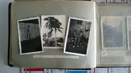 VIET-NAM / 3 PHOTOS / 1948 / 13e DEMI BRIGADE DE LA LEGION ETRANGERE / QUANG NAM / VIETNAM / INDOCHINE / DBLE - Guerra, Militari