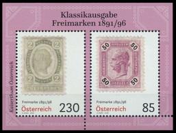 ÖSTERREICH BLOCK KLEINBOGEN Block 112 Postfrisch X1E8F52 - Blocks & Kleinbögen