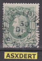 N° 30 Relais  *Celles (Dinant)* 1884 - Coba 30 - 1869-1883 Leopold II