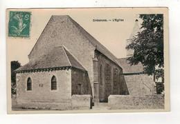 CREANCES - L'Eglise. - Sonstige Gemeinden