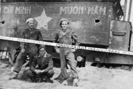 VIET-NAM / PHOTO / 1951 / 13e DEMI BRIGADE DE LA LEGION ETRANGERE / TONKIN / HO CHI MINH / VIETNAM / INDOCHINE / DBLE - Guerra, Militari