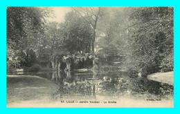 A804 / 155 59 - LILLE Jardin Vauban Grotte - Lille