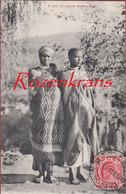 Lesotho Basutoland Basotho Typical Basutho Filles Girls South Africa Afrika Ethnic Ethnique Tribe Tribu Tribal Bantu CPA - Lesotho