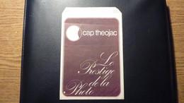 Pochette Cartes Postales IRIS - Jeu Concours Organisé Par Les Imprimeurs De Cartes Postales 1980-Extrait Du Règlement. - Supplies And Equipment