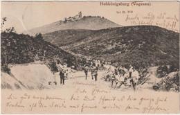Alte Ansichtskarte Aus Orschwiller - Hohkönigsburg Bei St. Pilt - - Otros Municipios